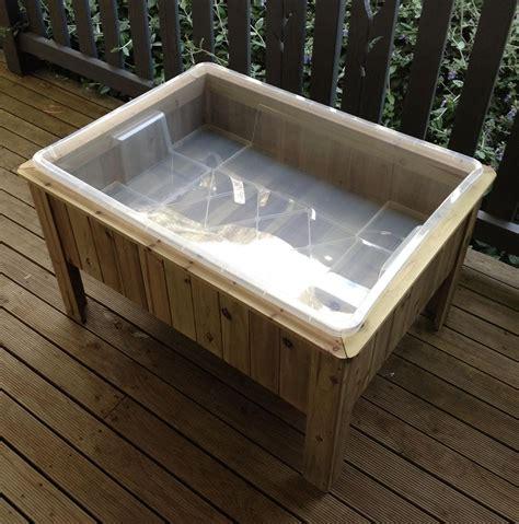 ikea garden bed diy sensory table aldi raised garden bed with ikea tub