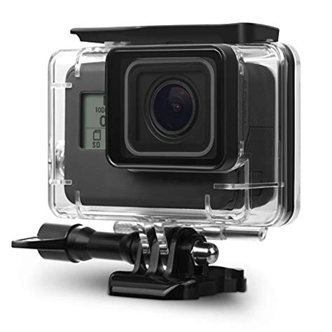 case my housing us free ship kupton housing case for gopro hero 5 waterproof case diving protective