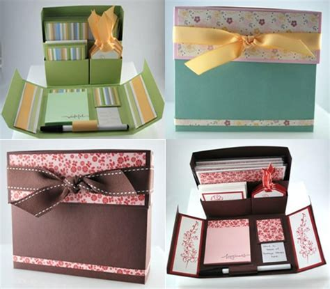 Handmade Stationery Sets - handmade boxed stationary set with handsted cards and tags