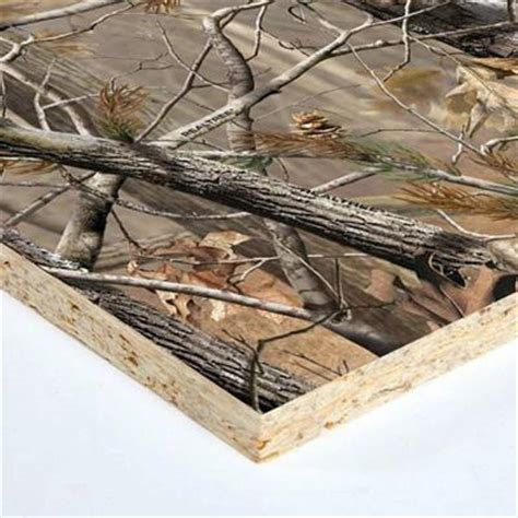 7 16 in x 4 ft x 8 ft southern pine overlay realtree ap camo oriented strand board 1365983