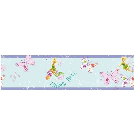 Hello Kitty Wall Stickers Large disney fairies frise murale 15 3 cm de largeur