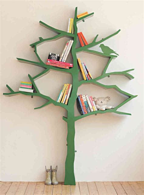 Tree Shelf Diy by A Book About Bookshelves To Put On Your Own Bookshelf