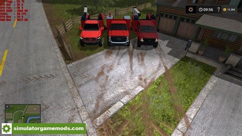 fs  dodge ram  service truck  simulator