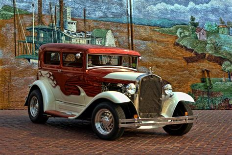 1931 ford model a sedan rod photograph by tim mccullough