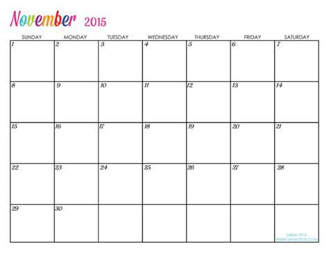 printable planner november 2015 november 2015 calendar printable calendar picture templates
