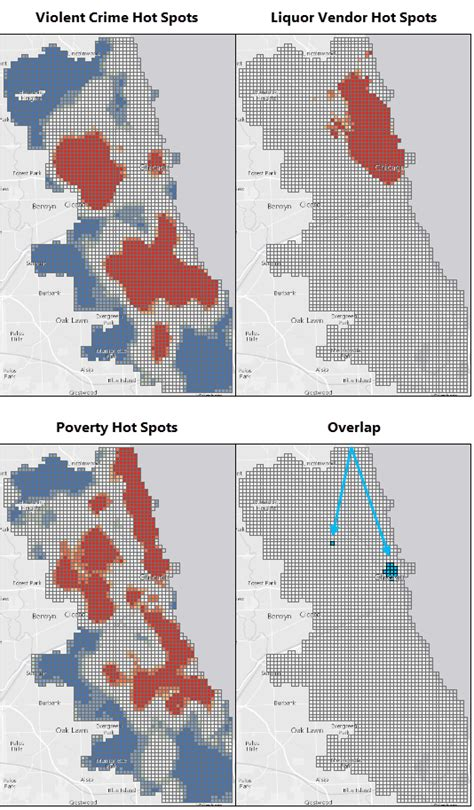 crime pattern theory meaning analyzing violent crime analytics arcgis desktop