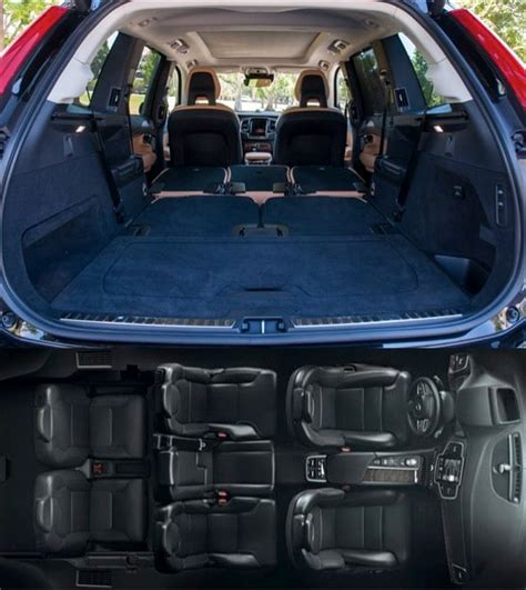 xc interior features st louis mo west county volvo