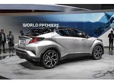 2018 Toyota Chr Exterior Colors
