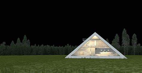 juan carlos ramos unveils amazing pyramid house worthy of