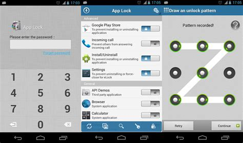 applock apk galaxy ace apps and app lock pro apk