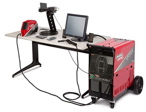 lincoln electric employment vrtex 360 welding trainer