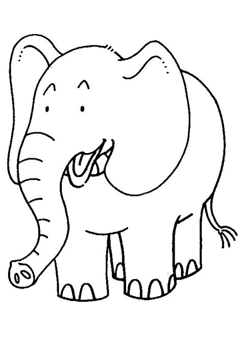 coloring pages elephants elephant coloring pages coloringpages1001