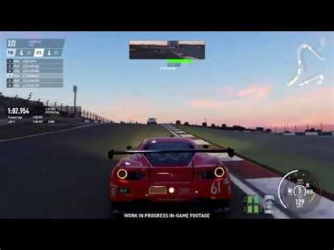 project cars 2 4 minutes of new gameplay e3 2017 [pc