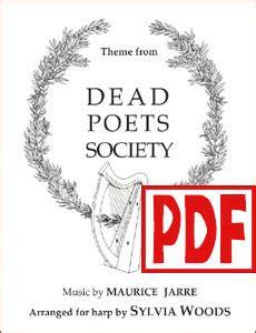 Novel Dead Poets Society sylvia woods harp center pop books pdfs dead poets society by sylvia woods pdf