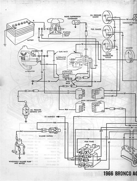 65 ford f100 wiring diagrams - Ford Truck Enthusiasts Forums