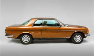 mercedes c 123 coupe based on w123