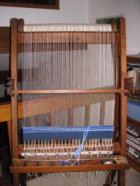 how to weave a rug on a loom twined rug fiber arts