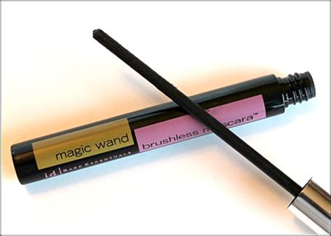 Bare Escentuals Magic Wand Brushless Mascara by Bare Escentuals Magic Wand Brushless Mascara Review