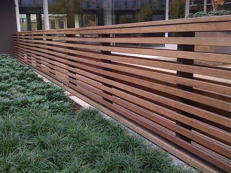 modern fence 25 best ideas about modern fence design on pinterest