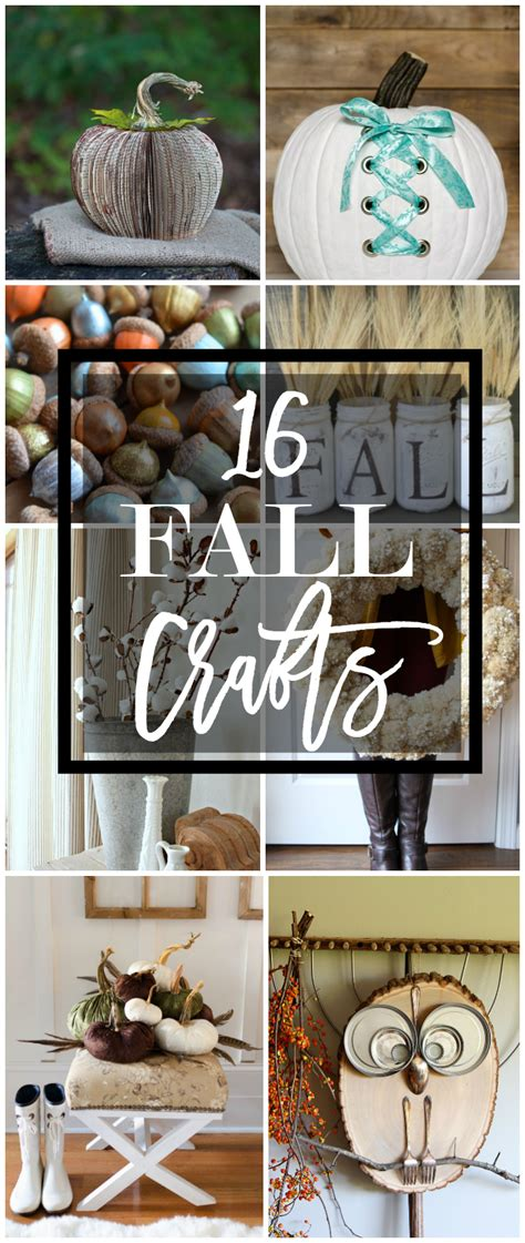 easy fall craft ideas for 16 fall craft ideas home stories a to z