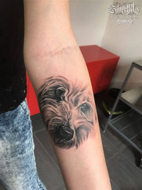 cane corso tattoo pictures to pin on pinterest tattooskid