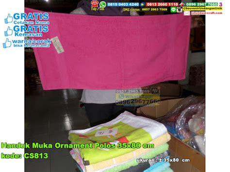 Handuk Microfiber 80 X 35 Cm handuk muka ornament polos 35 215 80 cm souvenir pernikahan