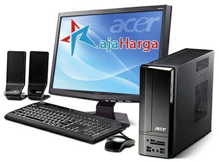 Monitor Paling Murah daftar harga komputer desktop pc murah spesifikasi terbaru