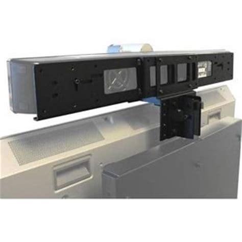 sound bar mount on top of tv amazon com audio video furniture sbb sound bar bracket