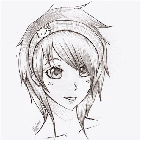 anime hairstyles sketch anime hairstyles for girls sketch hairstyles ideas