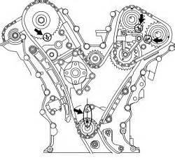 Suzuki Grand Vitara Timing Chain Repair Guides Engine Mechanical Components Timing