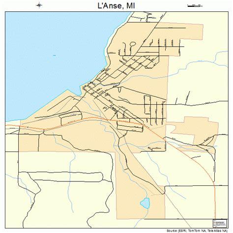 l map l anse michigan map 2645540