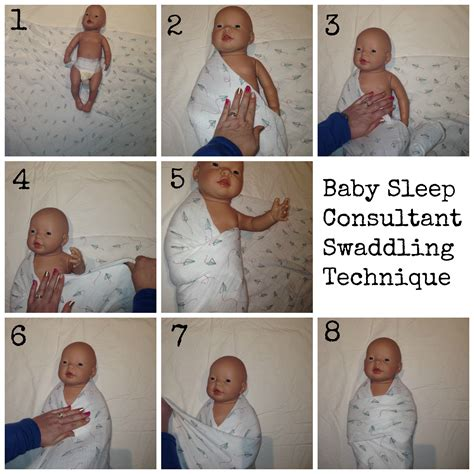 How To Get Baby To Sleep In The Crib Image Gallery Swaddled