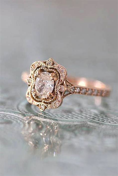 Wedding Rings Vintage by Vintage Wedding Rings Wedding Promise