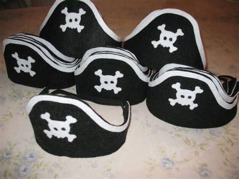 как сделать пиратскую шляпу своими руками