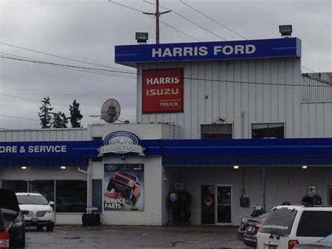 Harris Ford Lincoln car dealership in Lynnwood, WA 98036