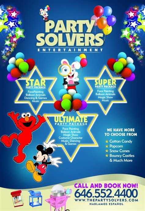 entertainment birthday solvers entertainment directory ac