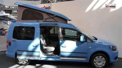 vw caddy camp maxi minicamper compact camper