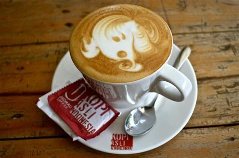 Anomali Coffee valentines coffee and cake picture of anomali coffee ubud gianyar tripadvisor