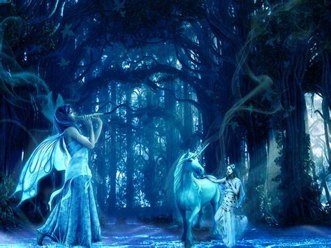mystical a fantasy forest spirits fantasy wallpaper 20073432 fanpop
