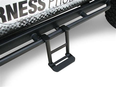 Jeep Step Rails Garvin Industries 44307 Garvin Industries Rock Rail Step