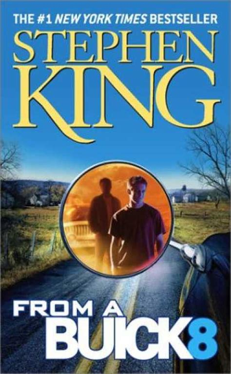 from a buick 8 a novel books stephen king book covers