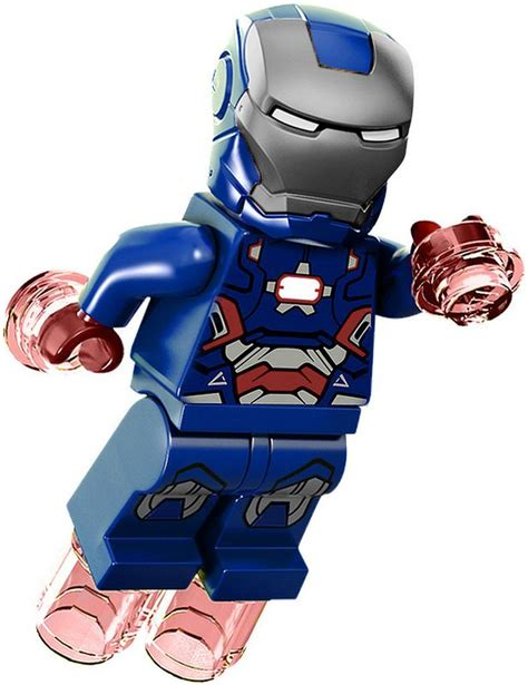 Lego 30168 Ironman Minifigure iron patriot a cool mini figure i brick city