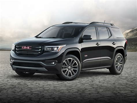 2018 Gmc Acadia by New 2018 Gmc Acadia Price Photos Reviews Safety