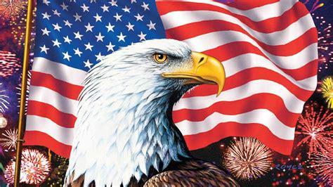 American Flag Bald Eagle Symbols Of America Hd Wallpaper High Definition 1920x1080 American Wallpaper