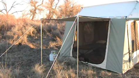 kodiak canvas cabin tent cing