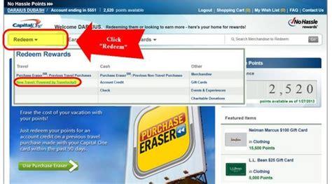 Capital One Rewards Gift Cards - how do you get a capital one rewards catalog powerpointban web fc2 com