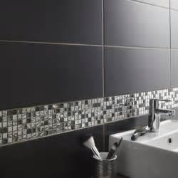 faience autocollante salle de bain fa 239 ence mur noir noir n 176 0 loft l 20 x l 50 2 cm leroy