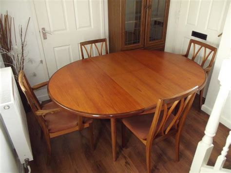 G Plan Dining Table And Chairs G Plan Retro Dining Table And Chairs Walsall Wolverhton