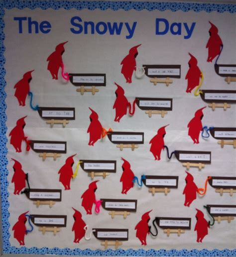 Kindergarten Activities Book Snowy Day | 27 best images about the snowy day on pinterest