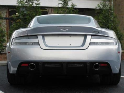 Aston Martin Dbs Msrp by Find Used 2012 Aston Martin Dbs Lightning Silver
